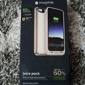 NEW MOPHIE JUICE PACK IPHONE 6PLUS
